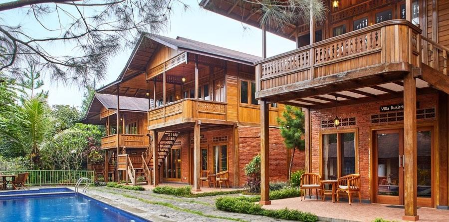 Jambuluwuk Ciawi Resort Villa Puncak Bogor Booking Villa Puncak