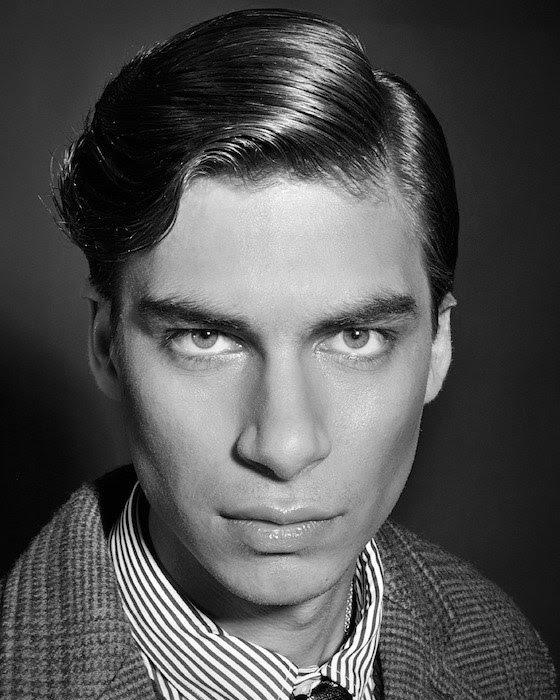 60 Old School Haircuts Für Männer Polierte Stile Der Vergangenheit