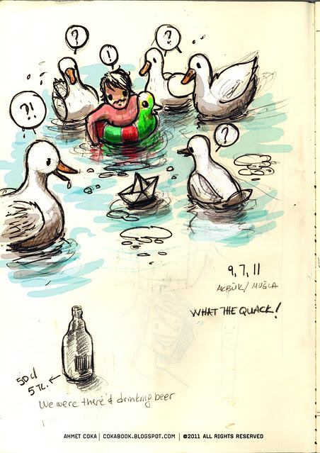 what the quack!