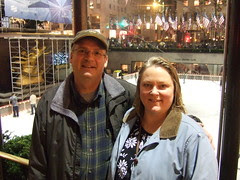 US at Rockefeller center