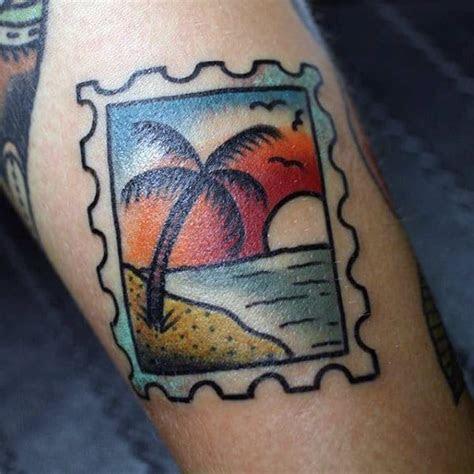 travel tattoos  men adventure design ideas