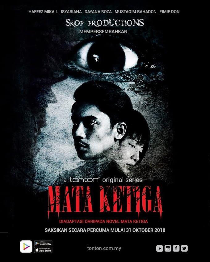 REVIEW : Drama Tonton - Mata Ketiga