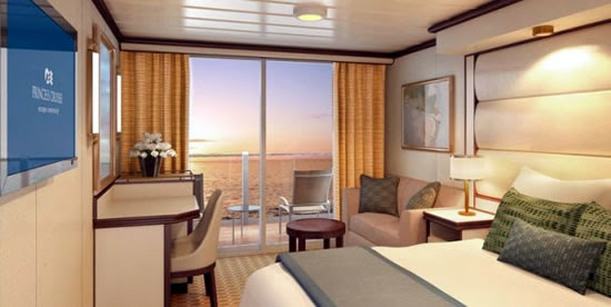 Royal Princess Staterrooms