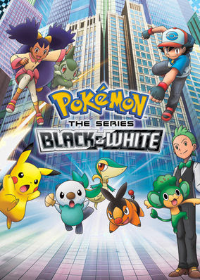 Pokémon: Black & White - Season BW Adventures in Unova and Beyond