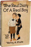 The Diary of a Real Boy by Henry A Shute
