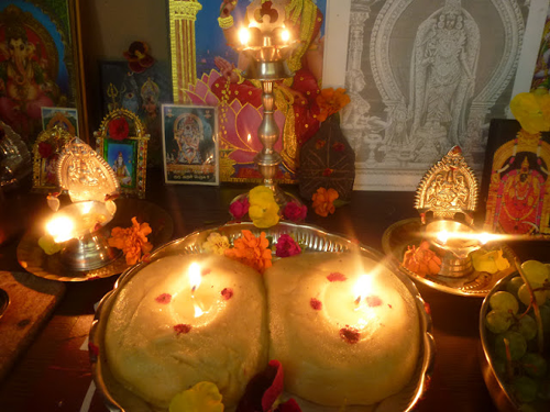 Details Of The Benefits of Lighting up the Deepam with Ghee oil on Friday's are ultimate and many more at teluguone.com