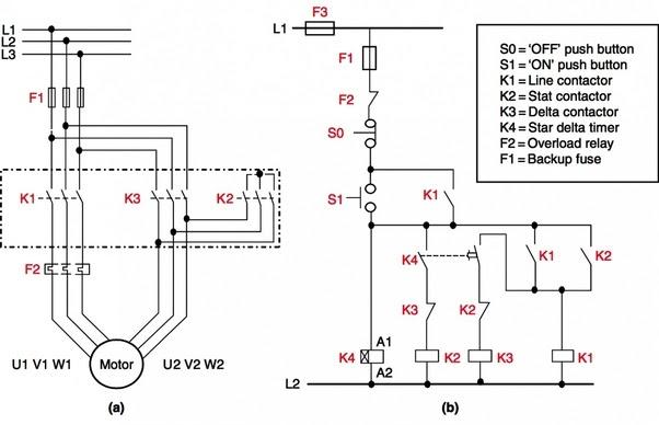 [XOTG_4463]  Star Delta Control Wiring Diagram Images | Wiring Diagram Of Star Delta Starter With Timer |  | Wiring Diagram