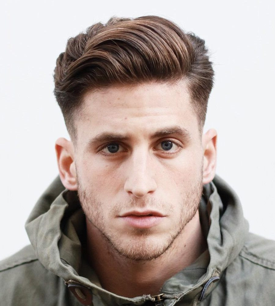 15 Exquisite Uppercut Hairstyles For Men Haircuts Hairstyles 2018