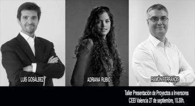 Taller: Presentación de Proyectos a Inversores