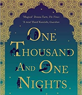 One Thousand And One Nights Book Cover