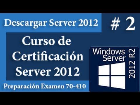 Descargar Windows Server 2012