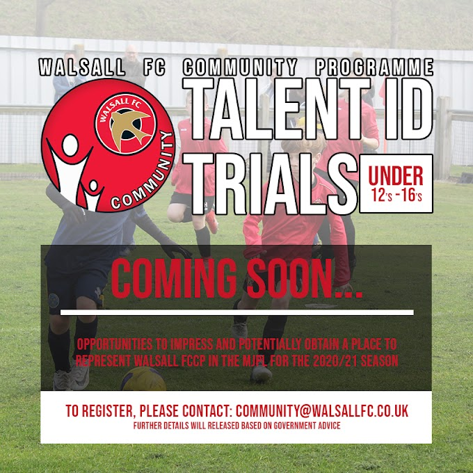WFCCP: 2020/21 Talent ID Trials - Early Details Announced