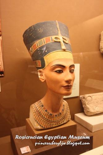 Nefertiti Bust