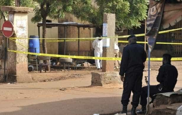 Hotel de luxo no Mali alvo de ataque