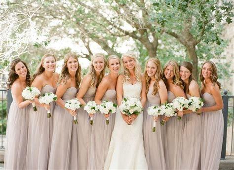 WARM   CLASSIC WHITE WEDDING   Wedding Ideas   Bridesmaid