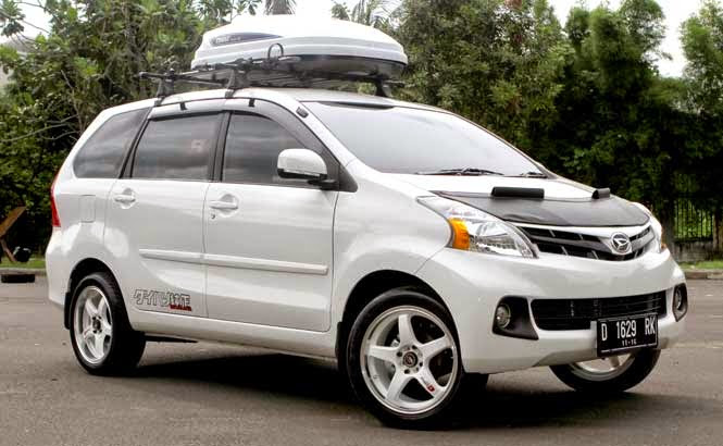 Gambar Modifikasi Daihatsu Xenia Terbaru 2018 | Baktikita.com