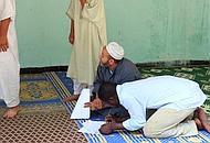 Una moschea è nata all'interno di un ex garage nel Vicentino (archivio)
