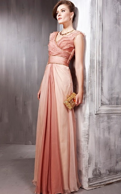 Womens long evening dresses