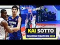 7'1 Kai Sotto Improving, Future Gilas