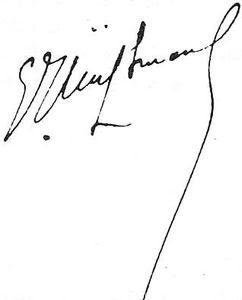 huysmans-signature