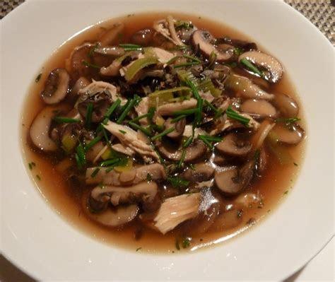 finnish wild mushroom soup recipe finnish food girl