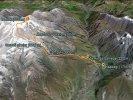 Alpinism in Georgia «Ascent of Kazbek mountain»