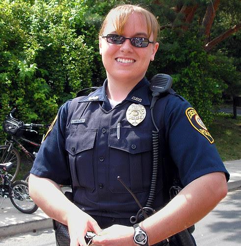 Officer Bridget