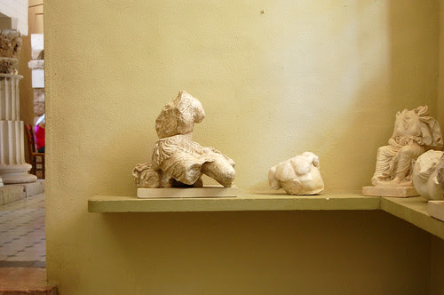 greece - nafplio - museum at epidavraus