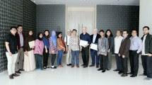 GITA Erasmus (President University) - foto Dok INDUSTRY.co.id