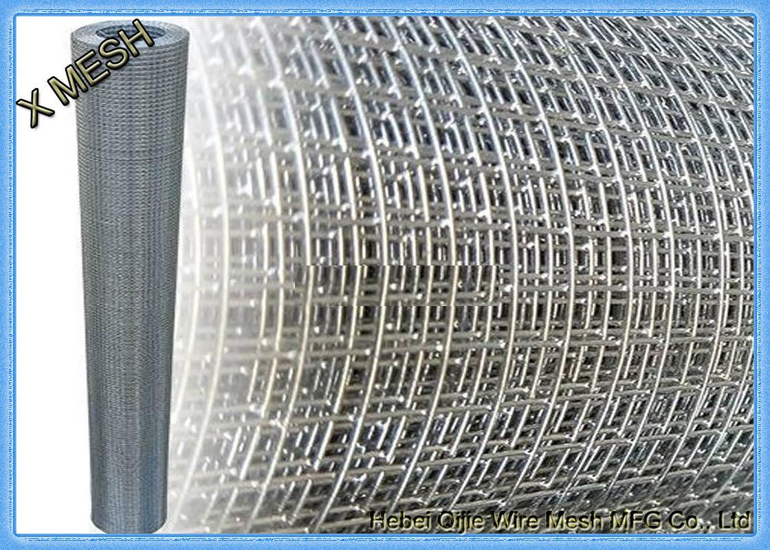 1 2 X1 2 ملحومة شبكة أسلاك الفولاذ منع حجم الأفعى المبارزة حسب الطلب