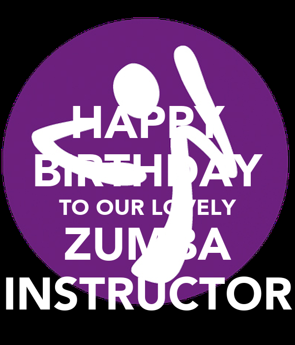 Birthday Wishes For Zumba Instructor | Boory