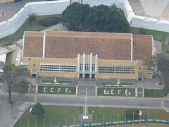 Escola de Educação Física do Exército, Urca