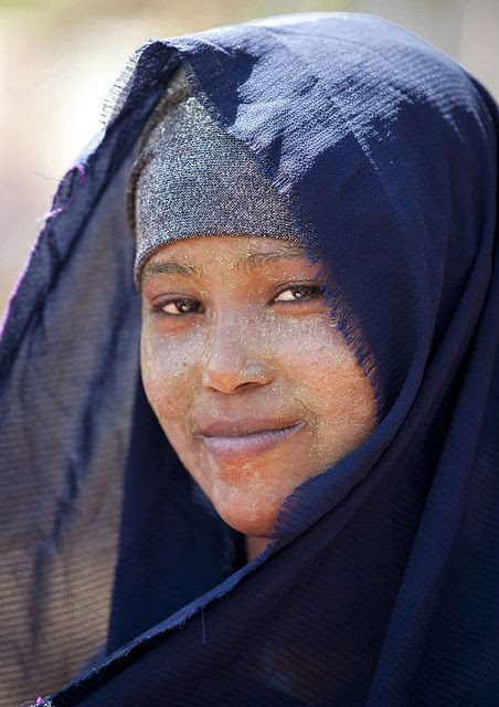 Somali beauty in Hargeisa - Somaliland by Eric Lafforgue, via Flickr