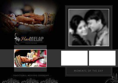 Indian Wedding Album Cover Design 17x24 Psd Templates   ty