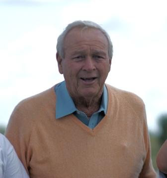 Arnold Palmer in Grand Forks, ND