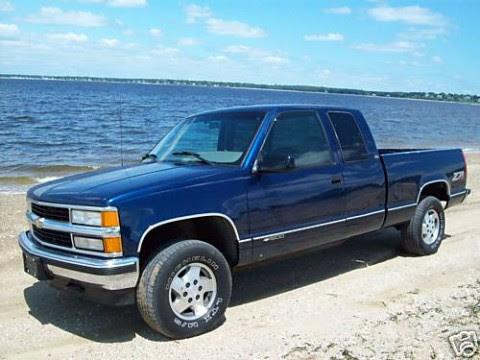 Chevrolet C/K Pickup 1995-1998 Remote Programming Instructions