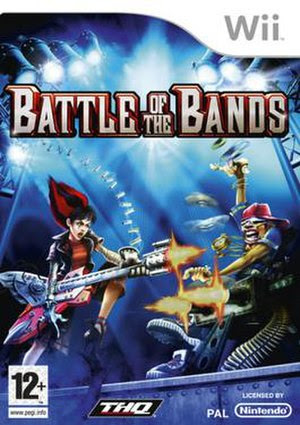 Battle of the Bands (video game)