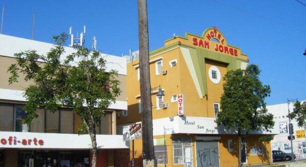 Hotel San Jorge, San Juan, Puerto Rico
