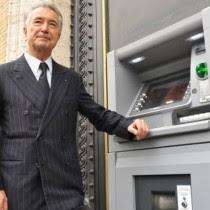 ELOGIO DEL MIERDAZO (e della rapina in banca by the way