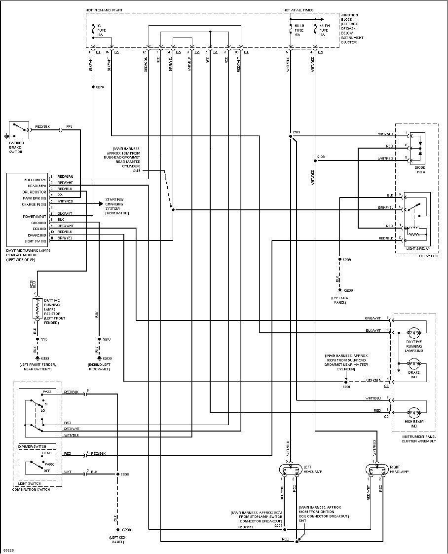 1995 Geo Metro Wiring Diagram - Wiring Diagram Schema