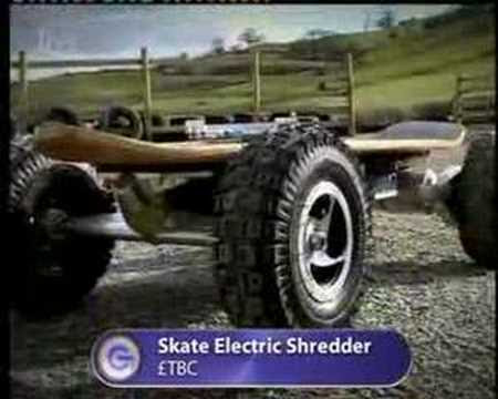 Wheelman Vs Goped Hoverboard Segway The Gadget Show  How To Make \u0026 Do Everything!