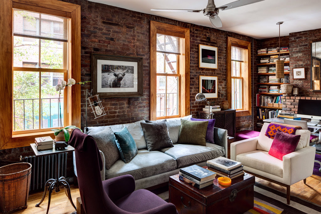 Decordemon west village loft for Manhattan west village apartments
