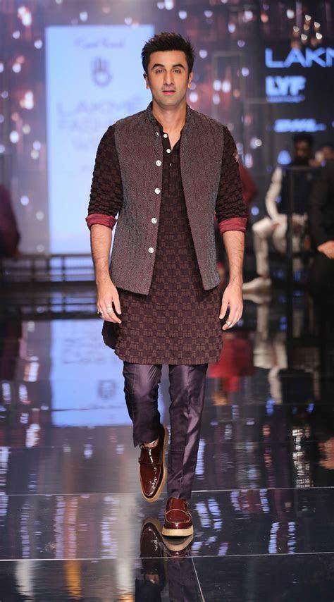 Lakme Fashion Week 2016: Dapper Ranbir Kapoor walks the