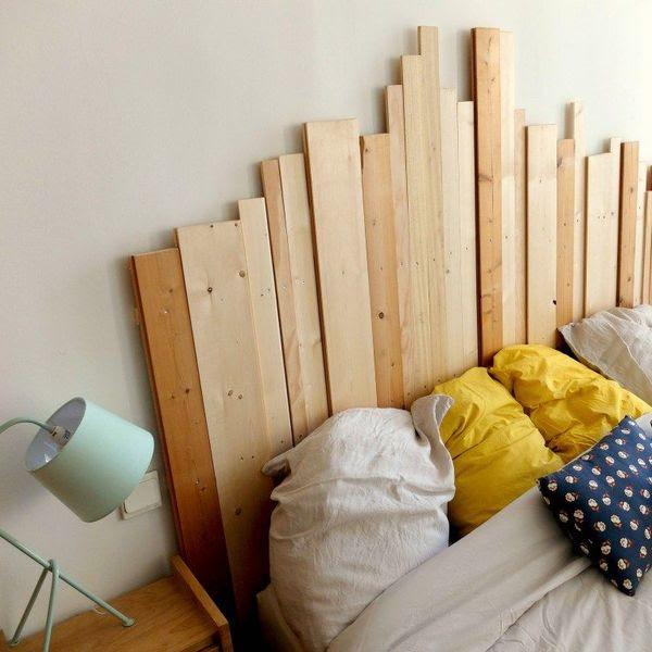 Tete De Lit 15 Modèles à Faire Soi Même Côté Maison