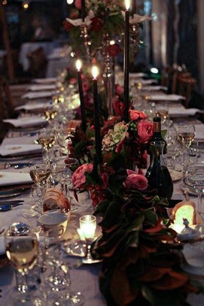 Dark Wedding Theme   Arabia Weddings