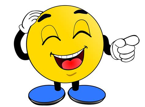 smiley laugh  humor  image  pixabay