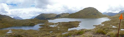 Lake Horizon Panorama