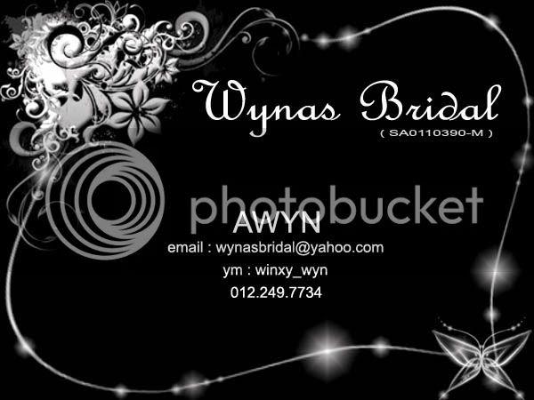 wynas bridal