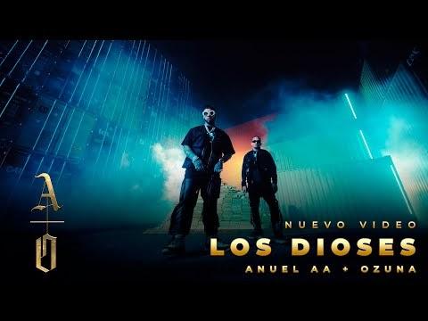 Los Dioses Lyrics - Anuel AA & Ozuna