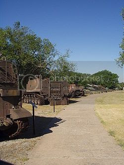 Fort Sill Site OK
